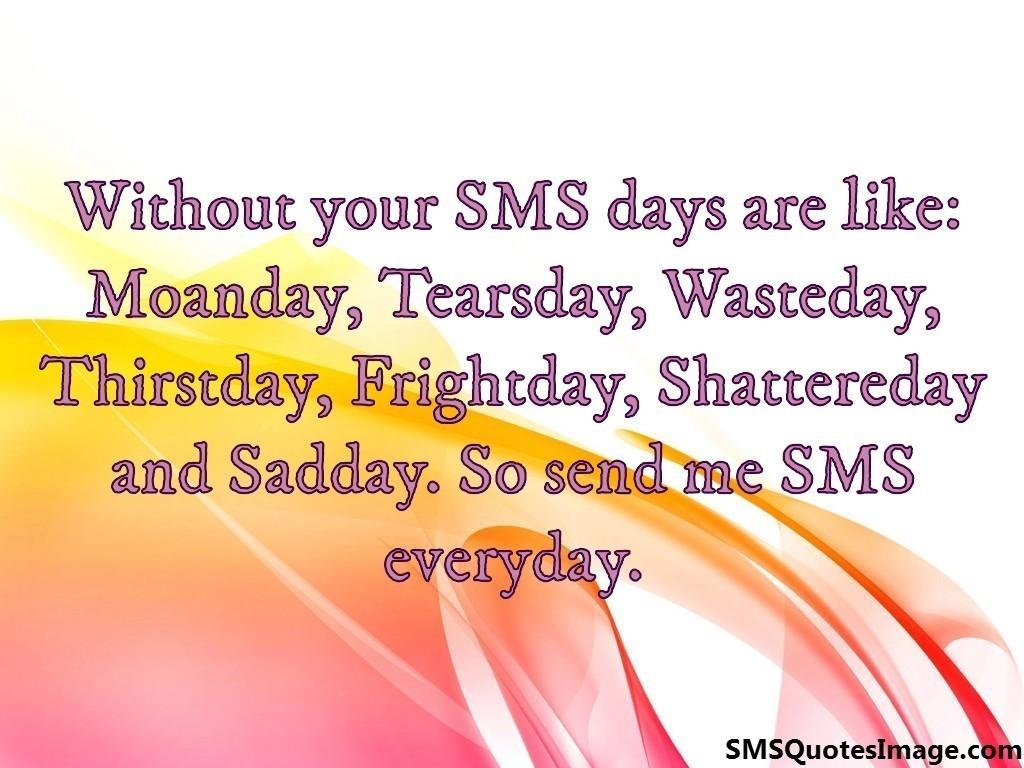 Kostnaden flirt rettferdig sms