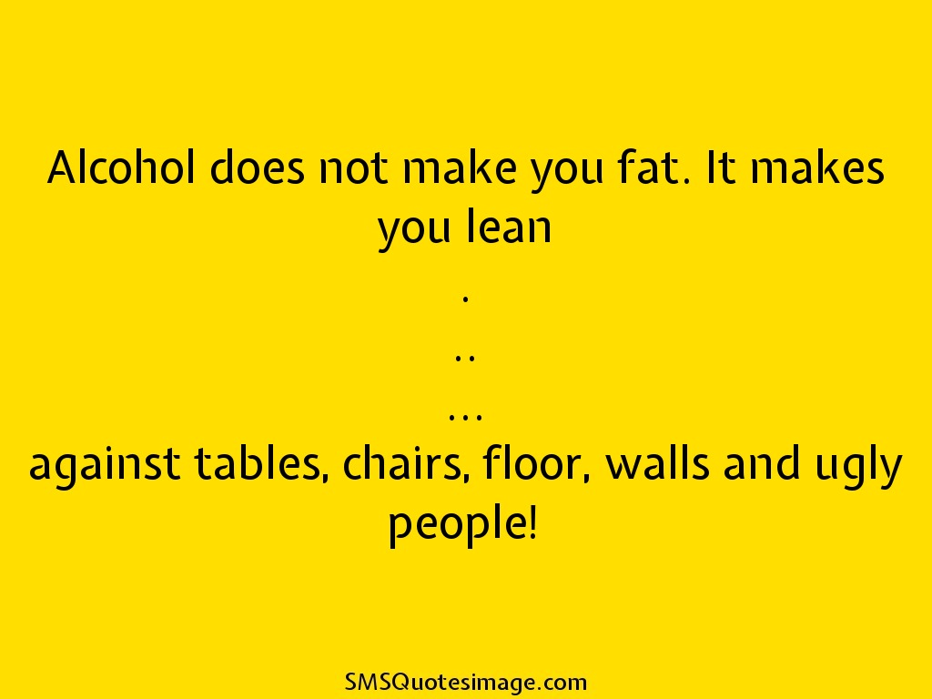 Does Drinking Make You Fat 23