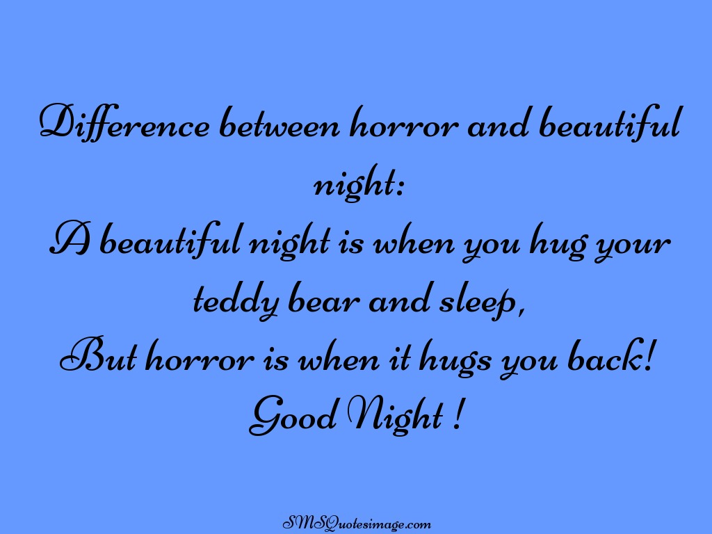 Scary Funny Goodnight Quotes Car Pictures - Car Canyon