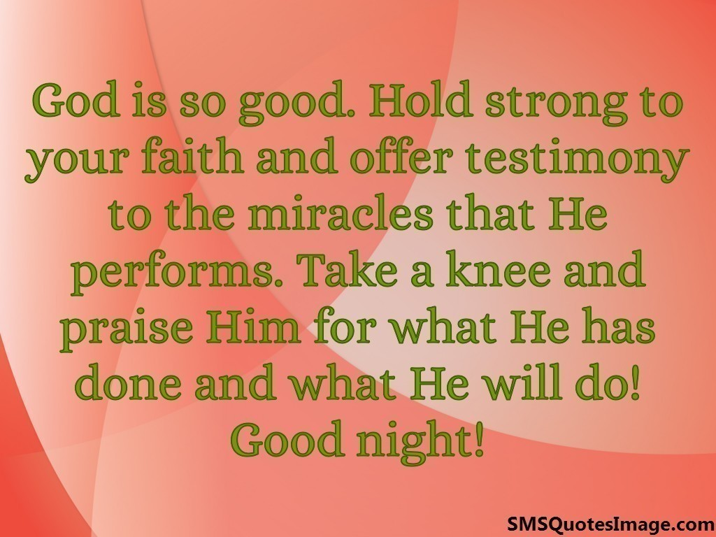 All The Time God Is Good