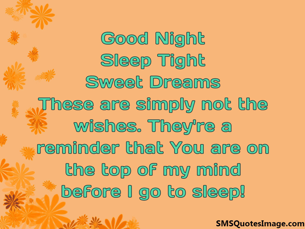 SWEET DREAMS Quotes Like Success