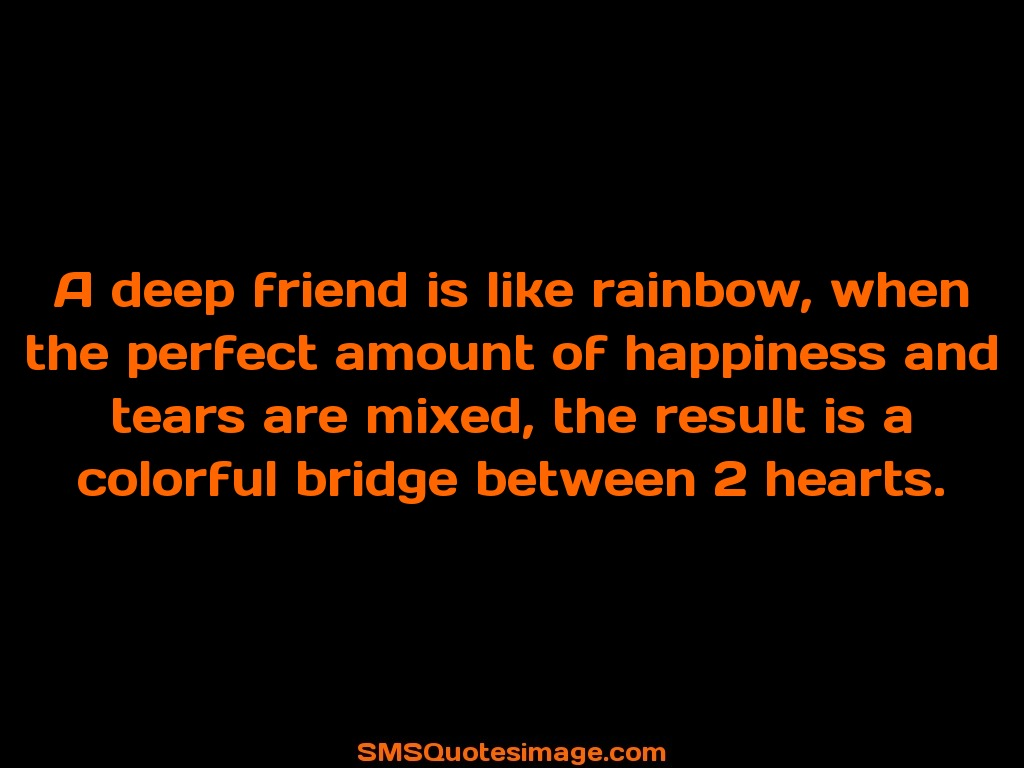 Wise Quotes About Friendship Deep Quote About Friend Anime Quotes Best Deep Sayings Friends