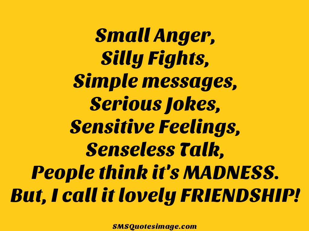 I call it lovely FRIENDSHIP - Friendship - SMS Quotes Image