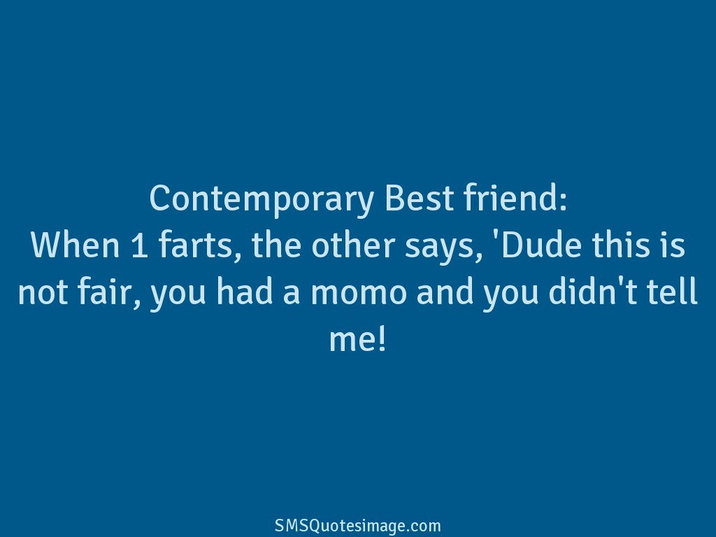 Funny Contemporary Best friend