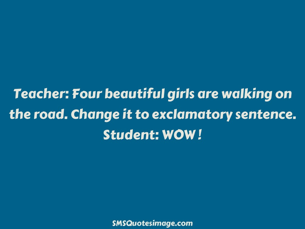 Funny Four beautiful girls are walking