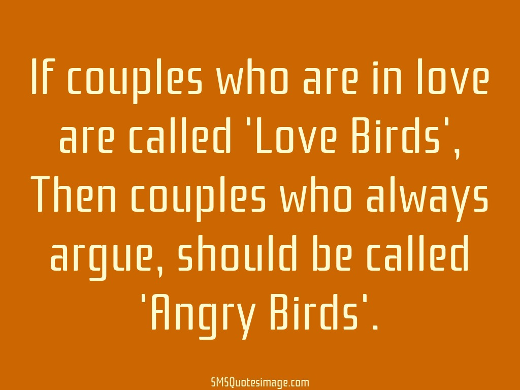Funny If couples who are in love