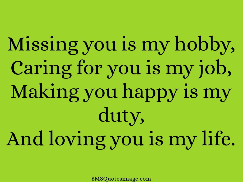 Loving You Quotes Loving You Is My Life  Love  Sms Quotes Image