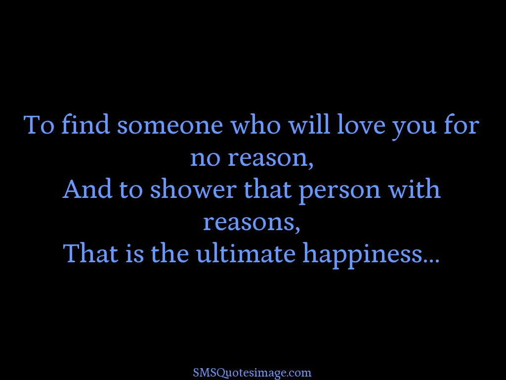 Ultimate Love Quotes That Is The Ultimate Happiness  Love  Sms Quotes Image