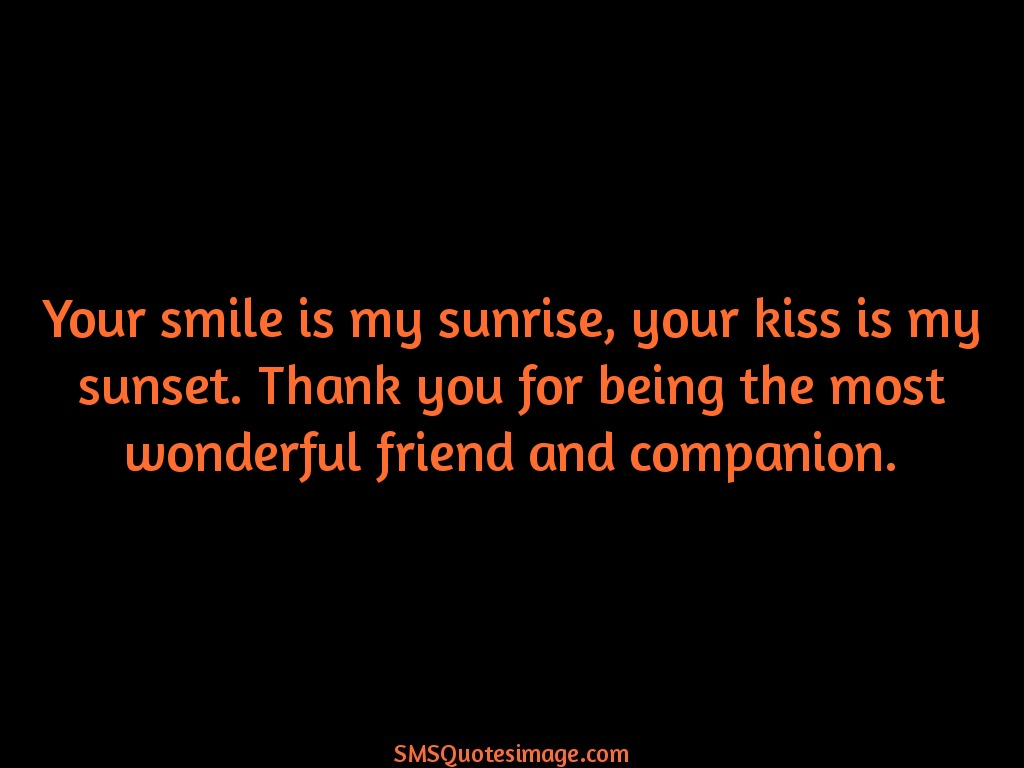 Star Wars Love Quotes Your Smile Is My Sunrise  Love  Sms Quotes Image