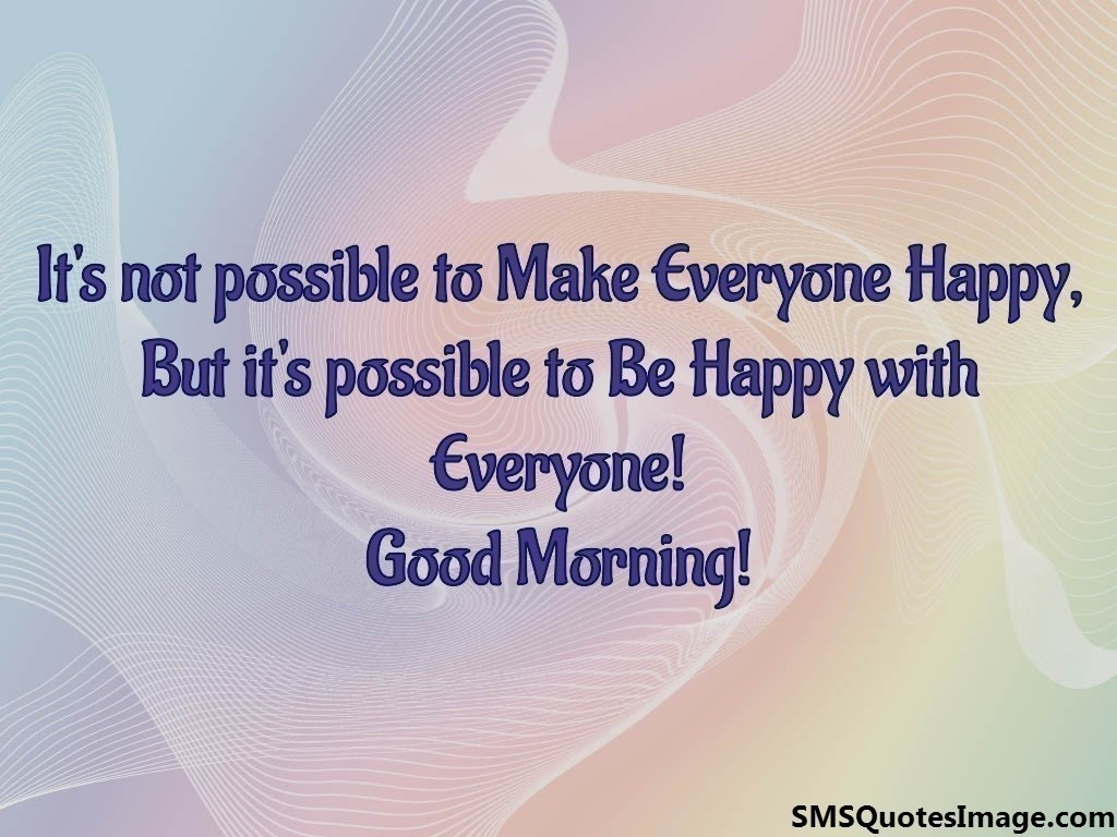 Good Morning Quotes For Facebook Good Morning Everyone Message With Quote  The Best Collection Of