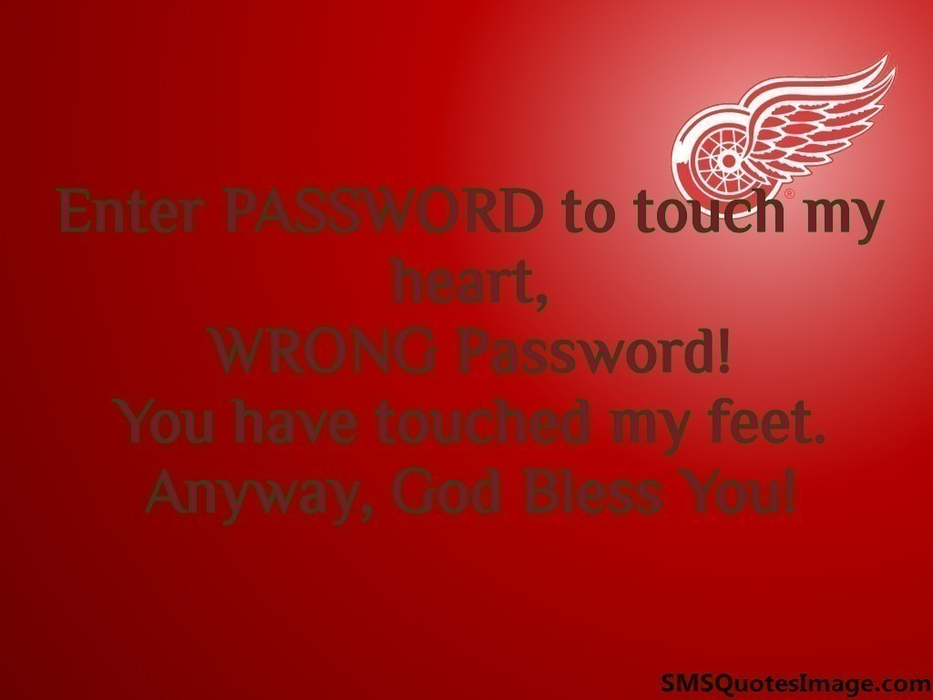 Enter PASSWORD to touch