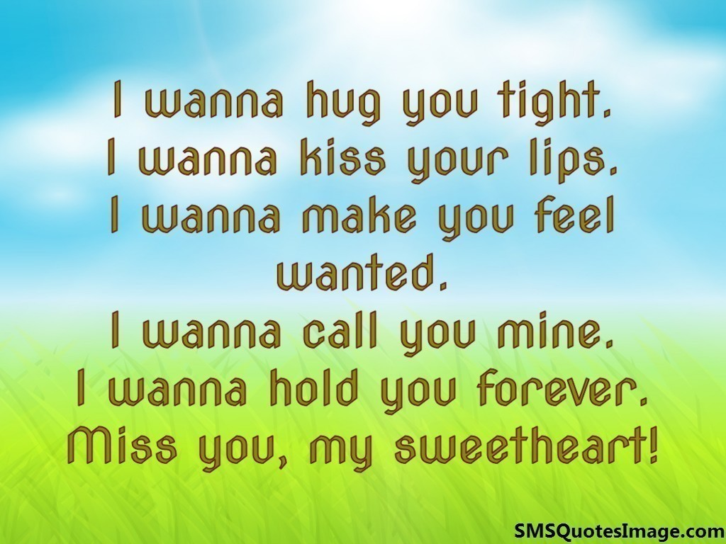 I Wanna Make Love To You Quotes I Wanna Hug You Tight  Missing You  Sms Quotes Image